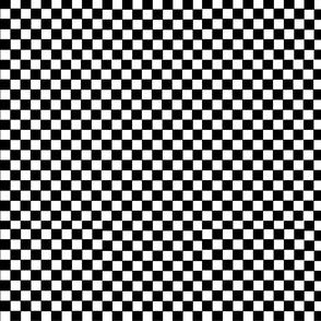 Small Checker Board Pattern