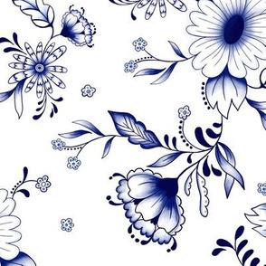 Delfts blue inspiration