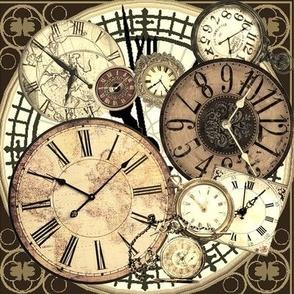 clocks light