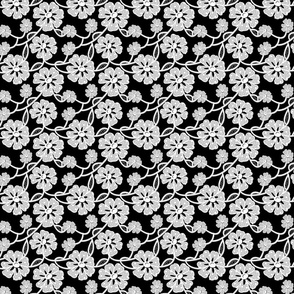 50's Lace - small print