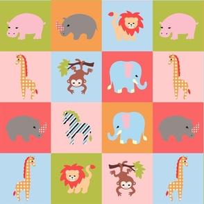 Animalla Squares