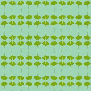 Gingko3-green/aqua