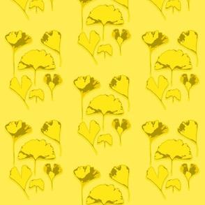 Ginko-yellows/golds