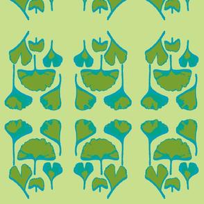 Ginko-green/teal