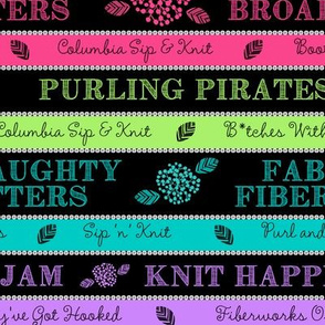Knitting Club Names