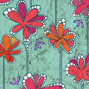 African Julie's Fabric