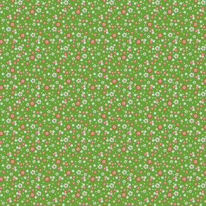 fabric_green_flowers