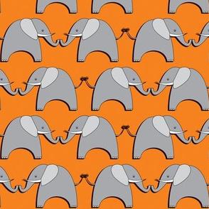 Ellifriends - orange