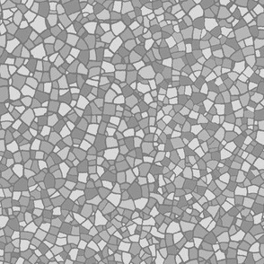 mosaic - granite
