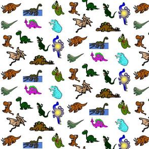 Child Dinosaurs