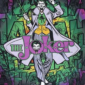 Joker image reprint