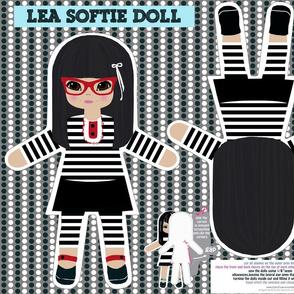 Harajuku play softie dolls