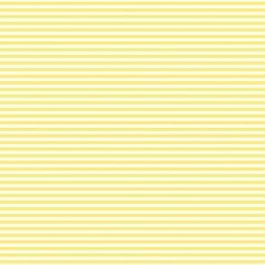 pinstripes lemon yellow