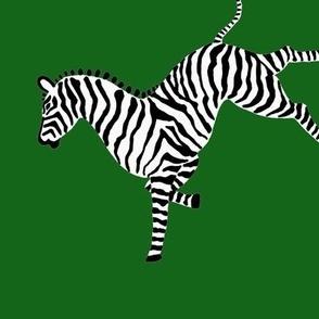 Zebra_hi5_green