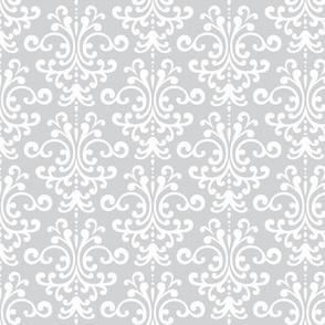damask light grey