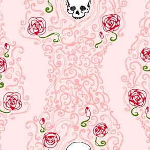 Where the Wild Roses Grow (Pink)