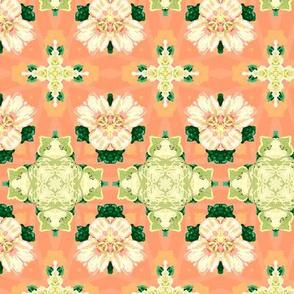 lenten_roses_w_leaf___line_-172101