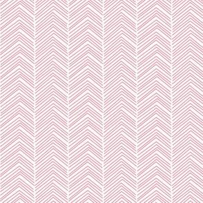 chevron love pretty pink