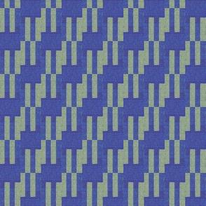 Deuces - green, purple