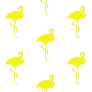 Flamingo Yellow