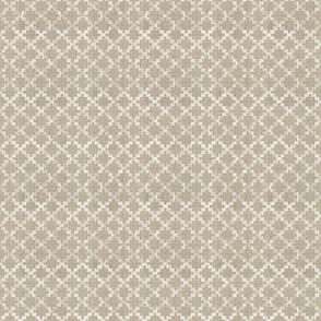 cross linen texture