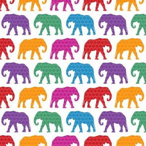 Exotic Elephants