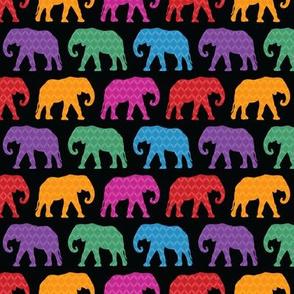 Exotic Elephants (Dark)