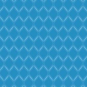 Blue Ogee