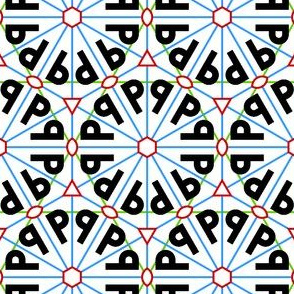 01855856 : symmetry group p6mm