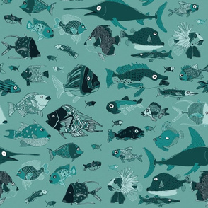 Something fishy!