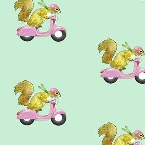 Girly Squirrels (var.)