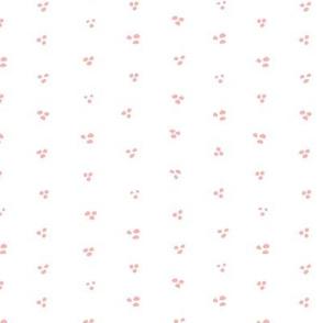 Connie Lynn—Pink Loose Dots reversed ©Julee Wood