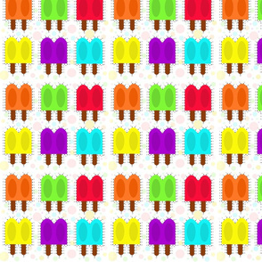 Join the Dots Twin Popsicle