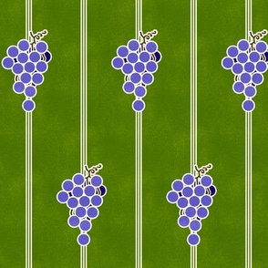 Grape Stripes