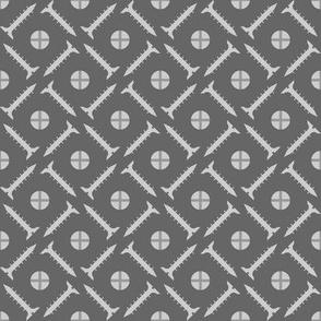 01861991 : screws 4g : greyscale