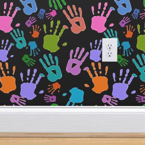 Wallpaper Helping Hands
