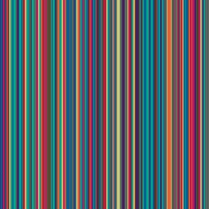 Fantastic Mini Stripe ~ Vertical