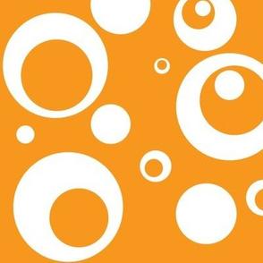 Circles and Dots in Marmalade MEDIUM