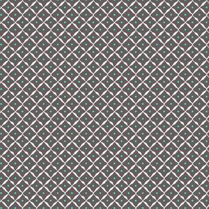 diamond dot net grey aqua