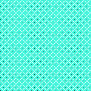 diamond dot net aqua