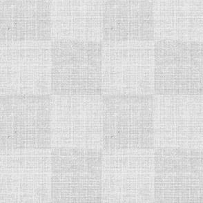 Check Mates - Subtle shades of white/grey