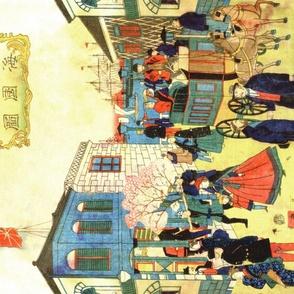 Japanese English Market
