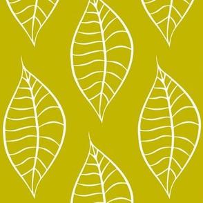 Leaves Citron Chartreuse