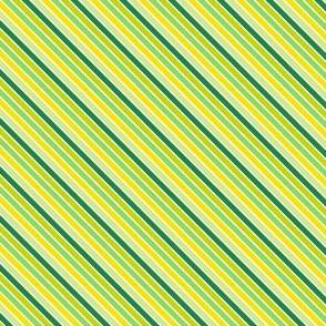 Mini Diagonal Striped! - Luck Be With You - © PinkSodaPop 4ComputerHeaven.com
