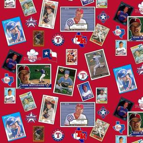 Texas Rangers Greats