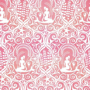 Mermaid Shell Pink