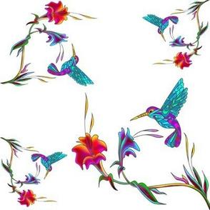 hummingbird lattice