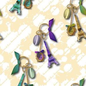 Souvenirs de Paris (Buttercup)