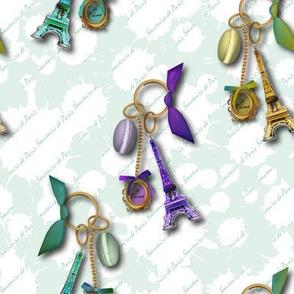 Souvenirs de Paris (Almond)