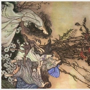 Dancing with the Fairies
